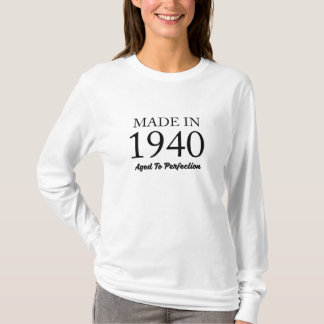 Camiseta Feito em 1940