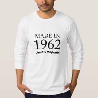 Camiseta Feito em 1962