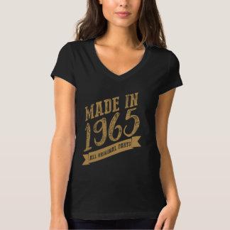 Camiseta Feito em 1965!