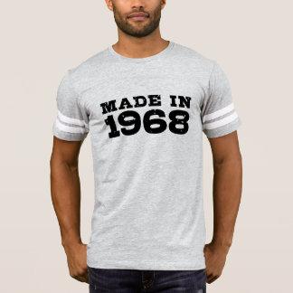 Camiseta Feito em 1968