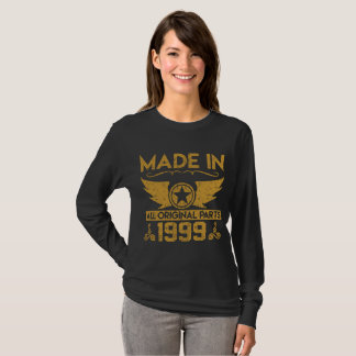 Camiseta feito em 1999 todas as peças do original, feitas