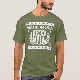 Camiseta Feito em 84