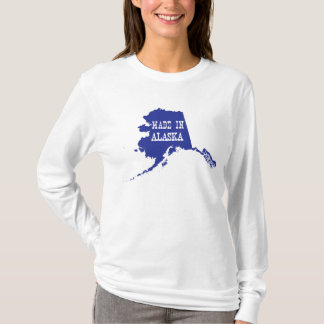 Camiseta Feito em Alaska