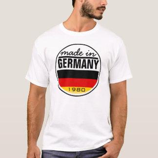 """Camiseta Feito… em """"Alemanha """""""