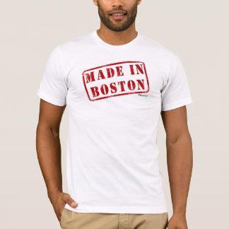 Camiseta Feito em Boston