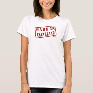 Camiseta Feito em Cleveland