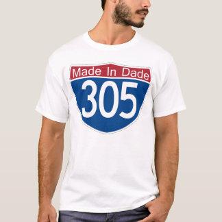 Camiseta Feito em Dade
