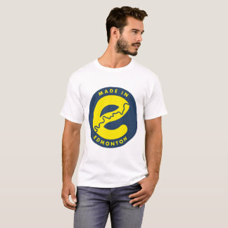 Camiseta Feito em Edmonton