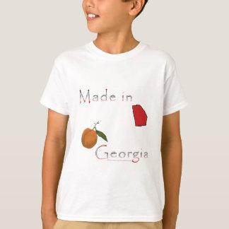 Camiseta Feito em Geórgia caçoa o T