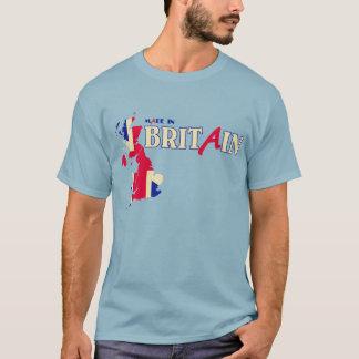 Camiseta Feito em Grâ Bretanha