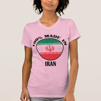Camiseta Feito em Irã
