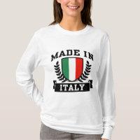 Camisas   Camisetas Bandeira Italia  a0e3f717c9226