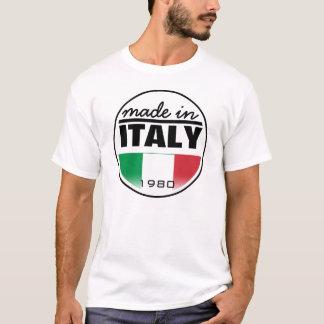 """Camiseta Feito… em """"Italia """""""