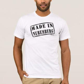 Camiseta Feito em Nuremberg