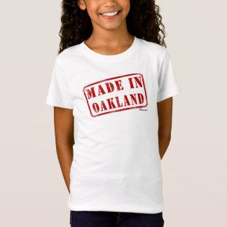 Camiseta Feito em Oakland