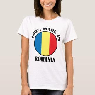 Camiseta Feito em Romania