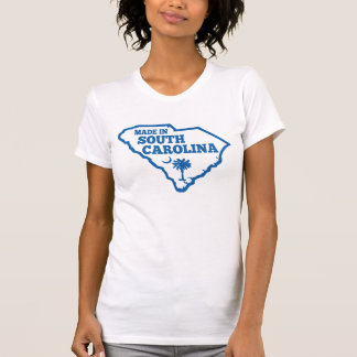 Camiseta Feito em South Carolina