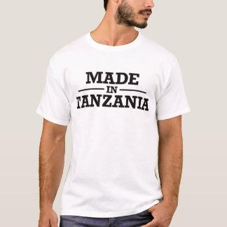 Camiseta Feito em Tanzânia