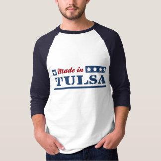 Camiseta Feito em Tulsa