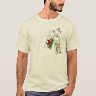 Camiseta Feito em Wales
