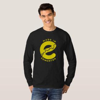 Camiseta Feito na camisola de Edmonton