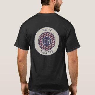 Camiseta Feito no t-shirt de Inglaterra
