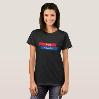 Camiseta Feito nos EUA