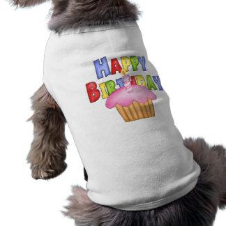 Camiseta Feliz aniversario