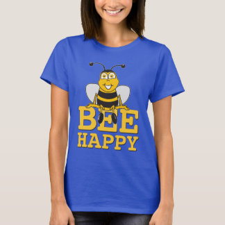Camiseta Feliz Bumble a abelha