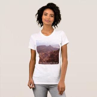 Camiseta feliz de Utá do lugar