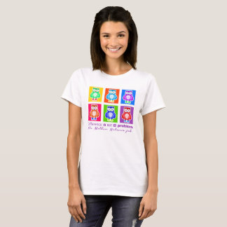 Camiseta Fem Corujas