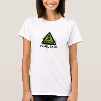 Camiseta Fêmea verde