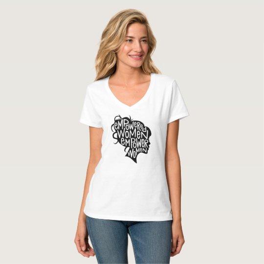 Camiseta Feminina Babylook Feminismo