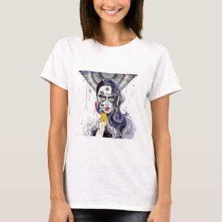 Camiseta Feminina, Branca