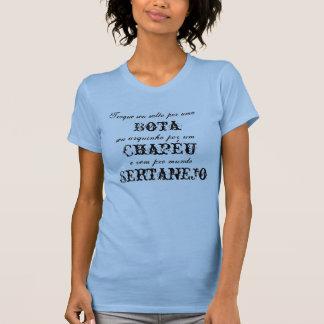 Camiseta feminina Brutas