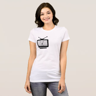 Camiseta feminina Favorite Arch Search Tv