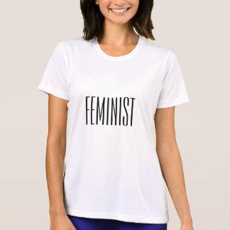 Camiseta Feminist - Branca