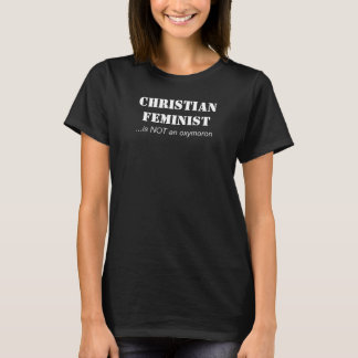 Camiseta Feminista cristã
