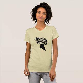 Camiseta Feminista liberal irritada