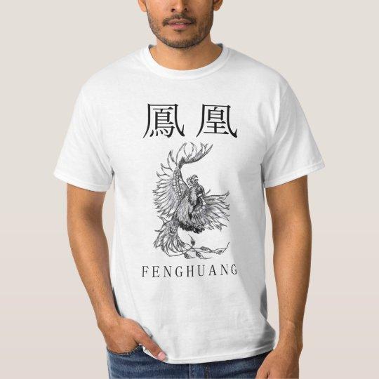 Camiseta FengHuang - Fenix Chinesa
