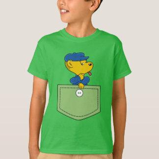 Camiseta Ferald no bolso