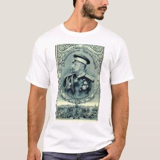 Camiseta Ferdinand, czar de Bulgária