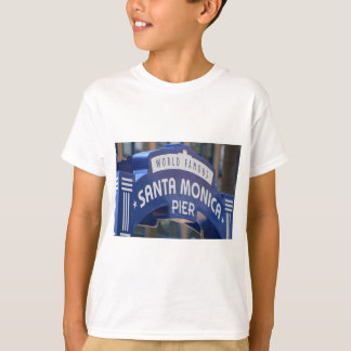 Camiseta Feriado da praia de Califórnia da praia de Santa