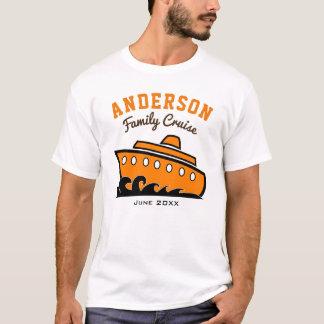 Camiseta Férias conhecidas feitas sob encomenda do cruzeiro