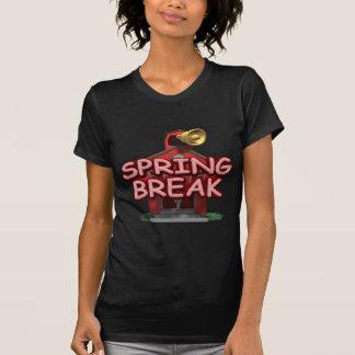 Camiseta Férias da primavera