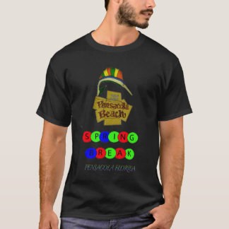 Camiseta Férias da primavera dos peixes da venda de