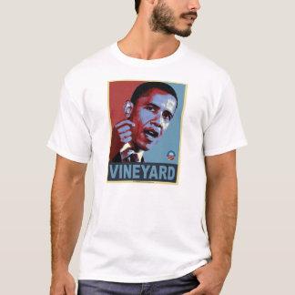 Camiseta Férias do vinhedo de Obama