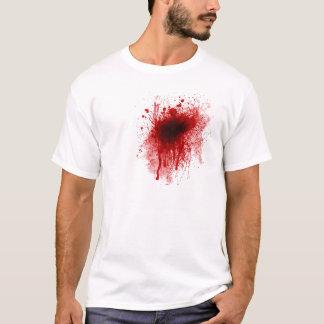 Camiseta Ferida da caixa