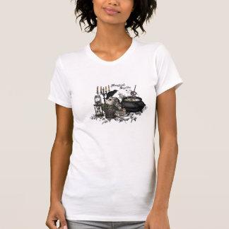 Camiseta FERMENTAÇÃO moderna das BRUXAS do Dia das Bruxas