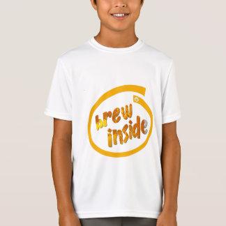 Camiseta Fermentação para dentro